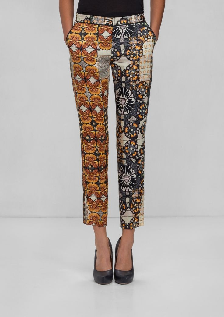& Other Stories | African Mood Trousers.