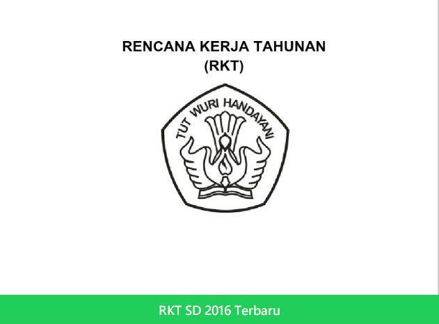 [File .docx] Contoh Format RKT SD 2016 Terbaru dengan Microsoft Word