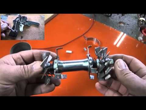 Homemade Jet Engine - YouTube