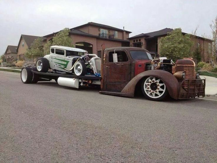 now that is a radical hauler :-)