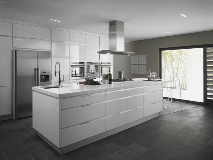 Modern Kitchen Designs 2013 White    more picture Modern Kitchen Designs 2013 White please visit www.infagar.com