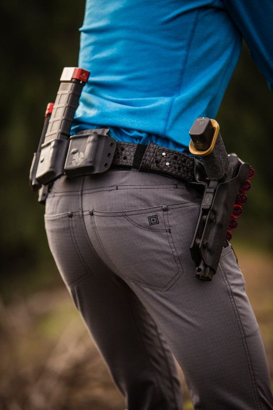 Get the job done in the flattering and functional 5.11 Tactical Cirrus Pant. Designed and purpose-built by women for women.  #passionforward