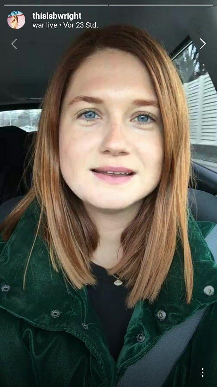 photo Bonnie Wright (born 1991)