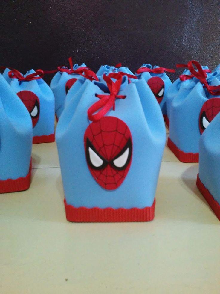 Resultado de imagen para cumpleaños del hombre araña
