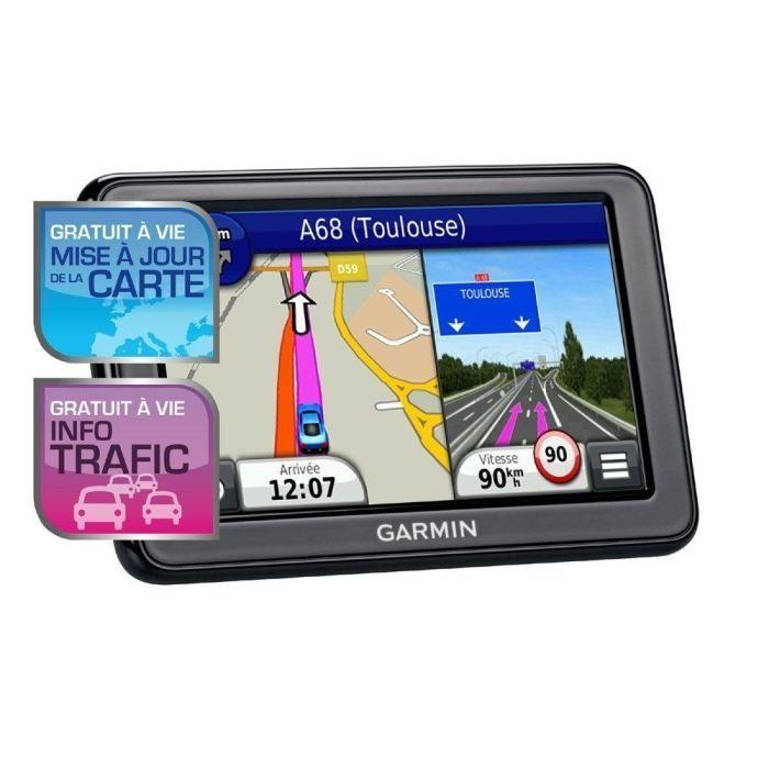 GPS + atlas