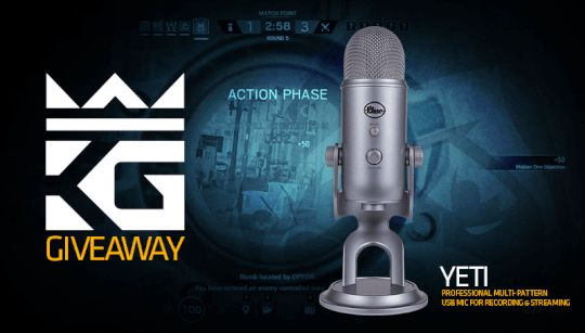 Enter This Blue Yeti #Mic #Giveaway!