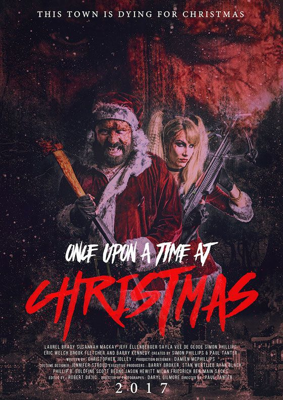 Once Upon A Time At Christmas 2019.Once Upon A Time At Christmas 2017 The Art Of The Movie