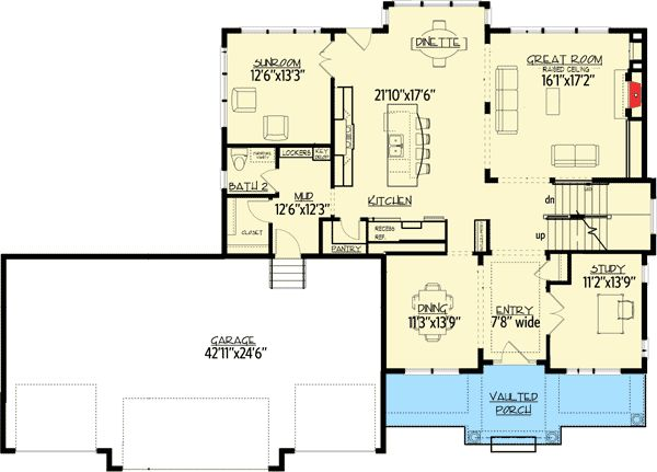 17 Best Images About Floor Plans On Pinterest Split