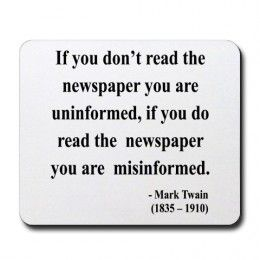 Read, research, consider, use your common sense, make your own decisions.
