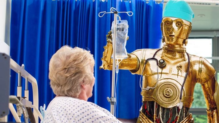 Can These 7 Robots Replace Your Doctor? - Slideshow from PCMag.com