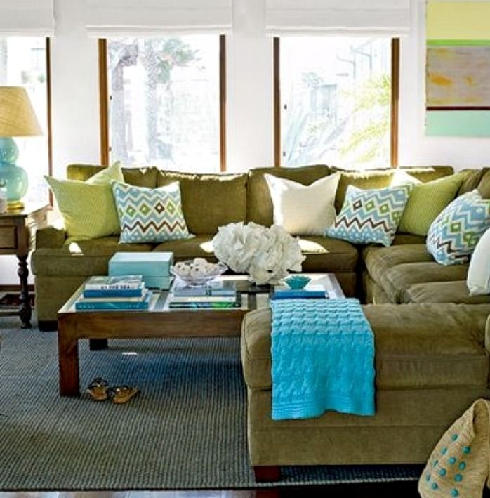 39 best images about living room inspiration on pinterest for Olive green living room ideas