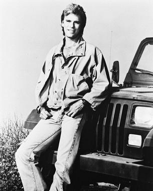Richard Dean Anderson as Angus MacGyver