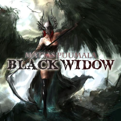 black widow - matias puumala