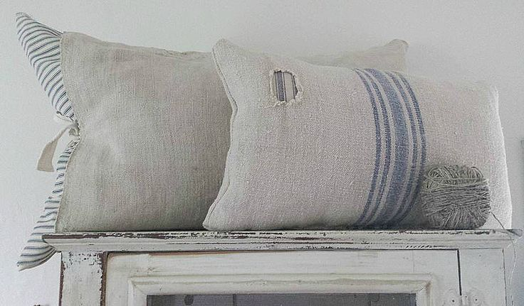 grainsack pillow