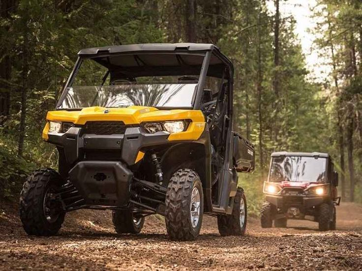 New 2017 Can-Am Defender DPS HD8 ATVs For Sale in Georgia. COMFORT AND CONTROLTake control with the Defender DPS that features comfortable Dynamic Power Steering (DPS), lightweight wheels and tires, adaptable storage, Visco Lok and more to make your job easier.Features may include:HEAVY-DUTY ROTAX ENGINESThe Defender offers three very capable true-work powerplant options. The 72-hp Rotax HD10 V-Twin is specifically tuned for serious work but also offers 61 lb-ft torque and peak torque at…