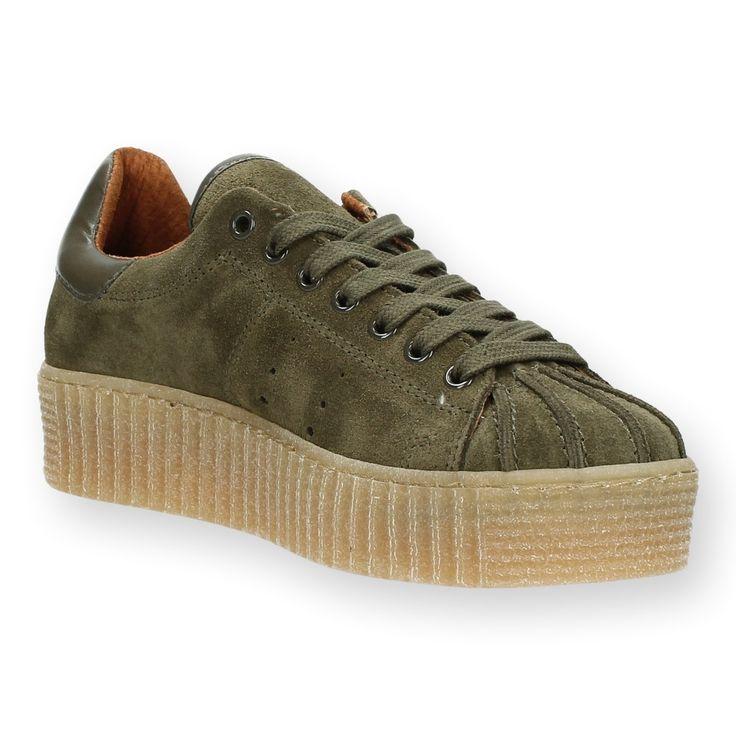 Groene sneakers Tango - Schoenen | Bent.be