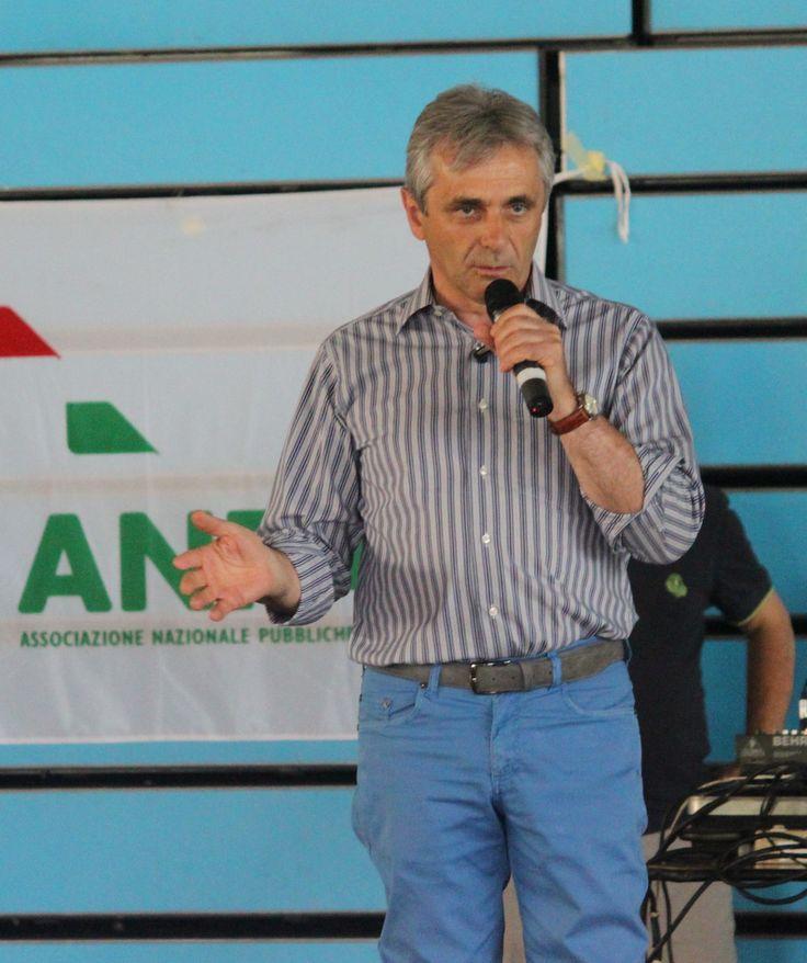Mario Meschieri, Direttore Distretto di Mirandola