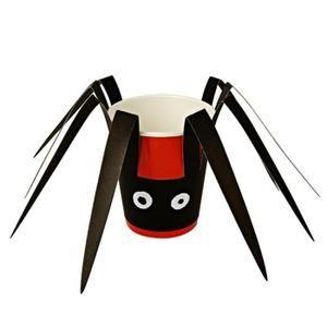 12 Gobelets Araignée Halloween - Achat / Vente verre jetable - Soldes * Cdiscount