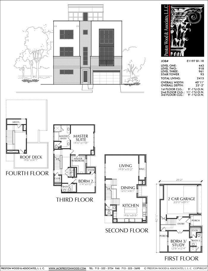 91 Best Floor Plans Images On Pinterest Architecture