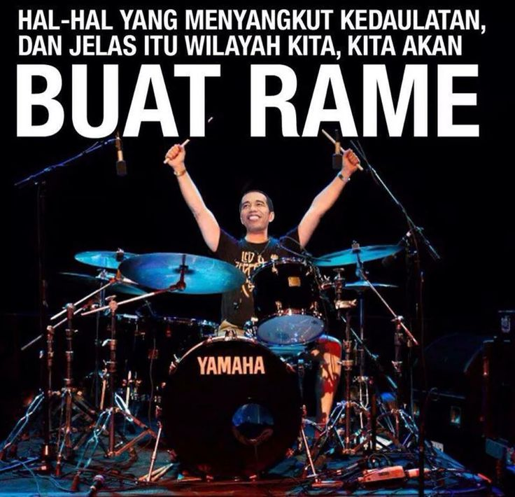 """""""Buat Rame"""" #pilpres2014"""