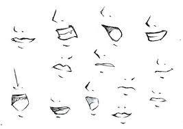 manga nose - Szukaj w Google