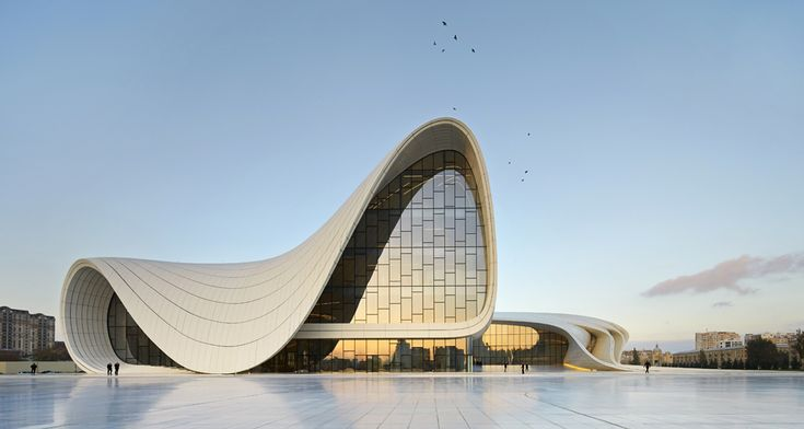 Design | Architecture: Dame Zaha Hadid — Her Most Iconic Buildings & Designs that May Never be Realised -- a slideshow presentation of some of her best work