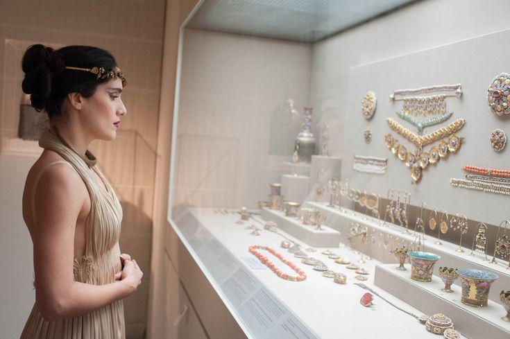 Ευα Σιματου/Eva Simatou photo by: Ανδρέας Σχοινάς @the benaki museum