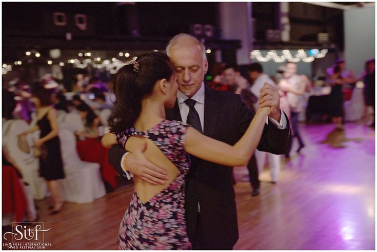 Tango Beginner Course in Sarnen – April to June 2018 - Oliver Krstic