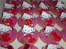 Hello Kitty traktatie