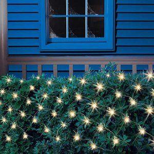 One-Step Tree & Shrub Lights, Clear