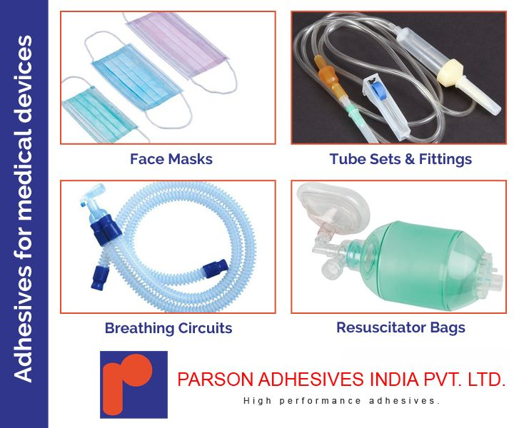 #Adhesives from ParsonAdhesives are utilized within different Industries including #Medical devices for the Strong bonds on #Glass, #Metal, #Plastics, #Acrylics and #Ceramics with gap-filling properties. To know more visit us @ www.parsonadhesives.com