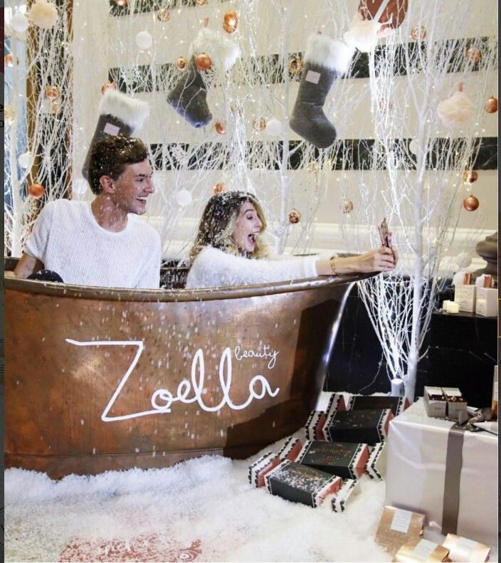 New Rangeeeee Snowella❄️☃I seriouslyy wish i could go to zoella winter wonderland❄️❤️