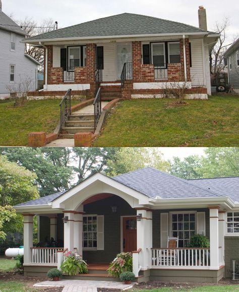 Atlanta Bungalow Renovation: Homes Images On Pinterest