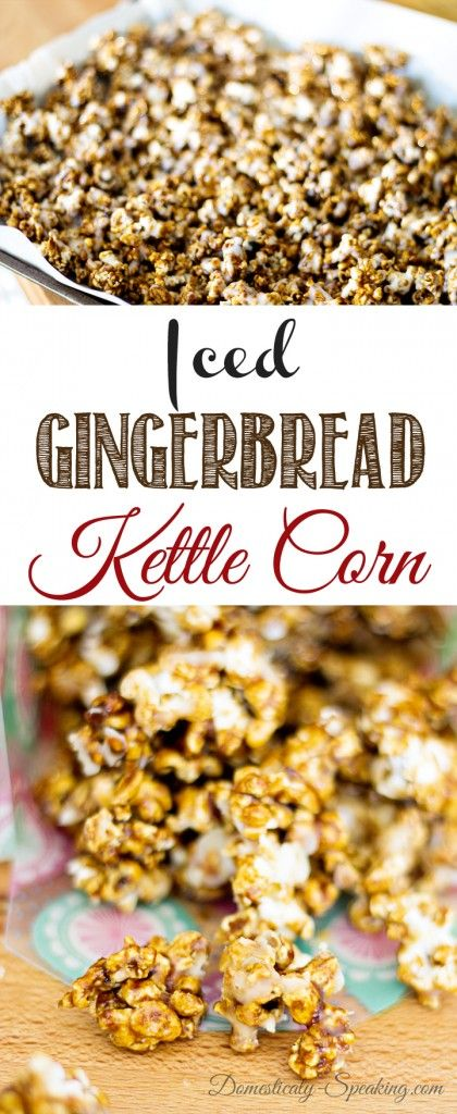 how to kettle cook popcorn