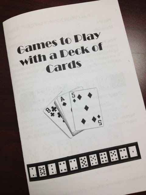 Summer learning is so critical, especially for students who are already struggling.  I've been working with a peer tutoring group this year (5th graders tutoring 3rd graders), and I wanted to give them a gift for completing the program.  I bought each of the students a deck of cards, and my idea was to create …