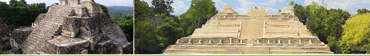 Carocol Mayan site in Belize - worth the crazy drive deep into the Mountain Pine Ridge - you'll be there practically by yourself!
