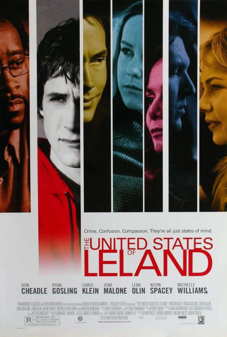 The United States of Leland *one of the best Ryan Gosling movie.. so brilliant!