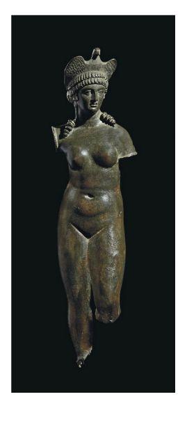 A ROMAN BRONZE ISIS-APHRODITE -  CIRCA 2ND CENTURY A.D.  | Christie's
