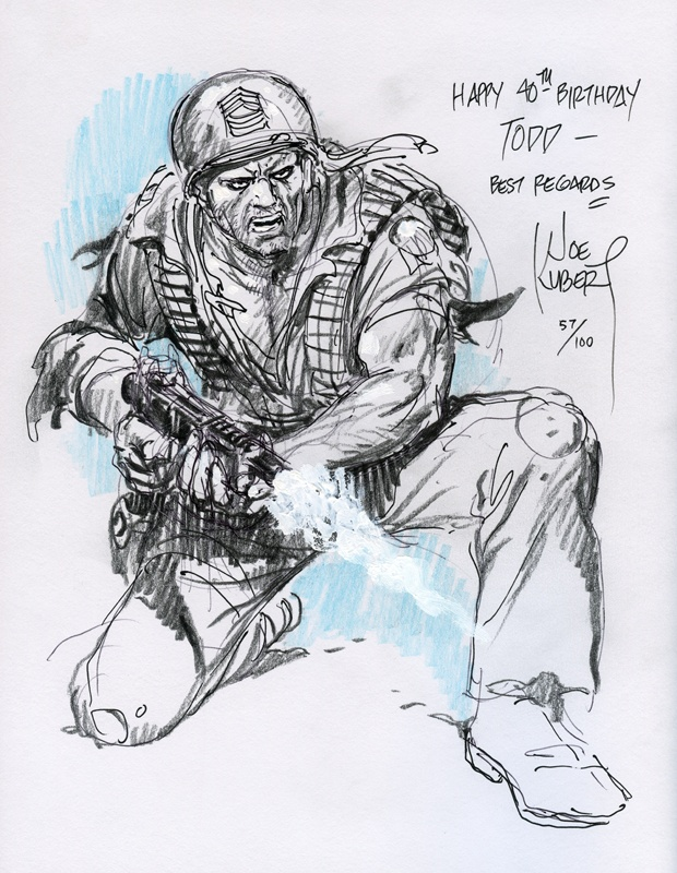 Sgt. Rock - Joe Kubert