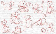 Desenhos bordados e padrões de bordado máquina, Experimente Grátis