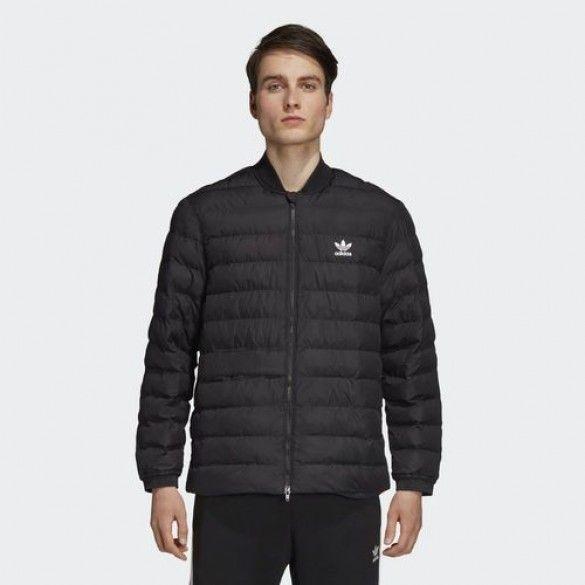 Мужская куртка Adidas Originals Sst Outdoor DJ3191 • Мужская