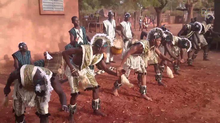 Musique Burkina Faso : les troupes Nikienta et Yiribasso