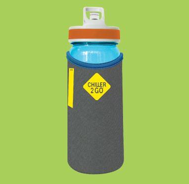 Chiller2Go® 700mL Drink Bottle