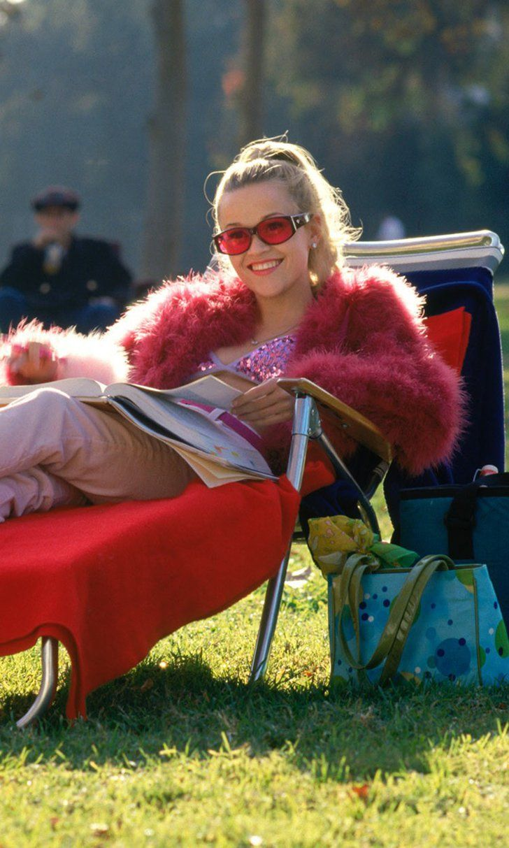 37 Beyond Perfect Legally Blonde Moments