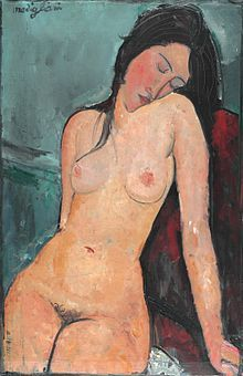 Amedeo Modigliani - Wikipedia