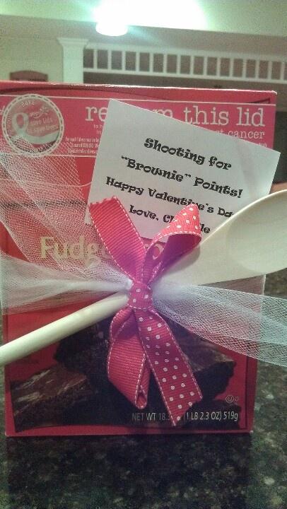 Cute valentine gift for teachers