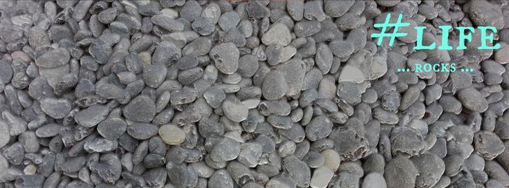 #life rocks
