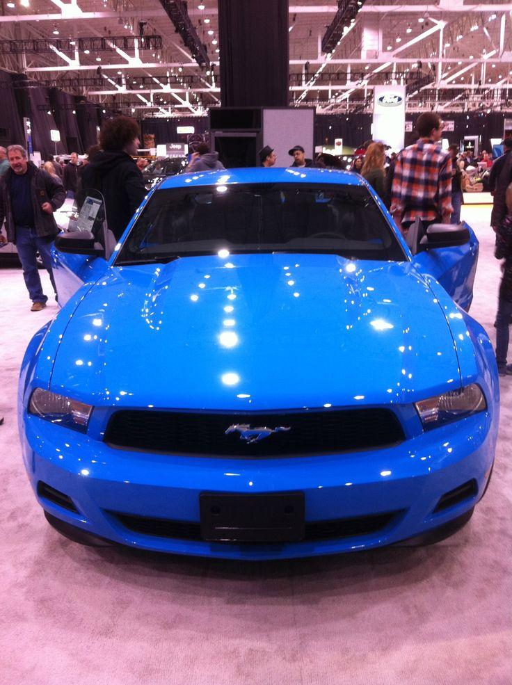 Mustang #Cars #Speed #HotRod - http://htxintl.com/
