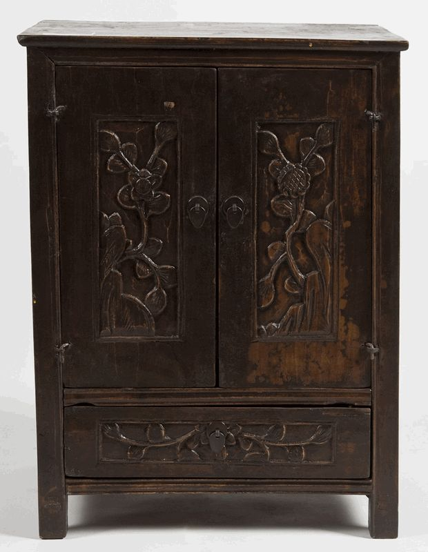 Fantastic 88 best Cabinets-Medium to Small Asian-Inspired images on  QB58