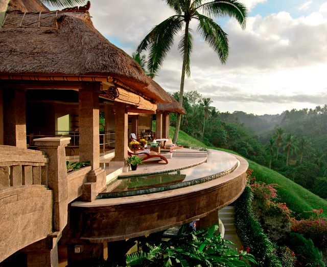Viceroy Hotel in Bali.